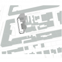 Apartment Building on G.Călinescu Street / Westfourth Architecture Site Plan 01