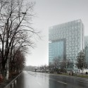 City Gate / Westfourth Architecture  Andrei Mrgulescu