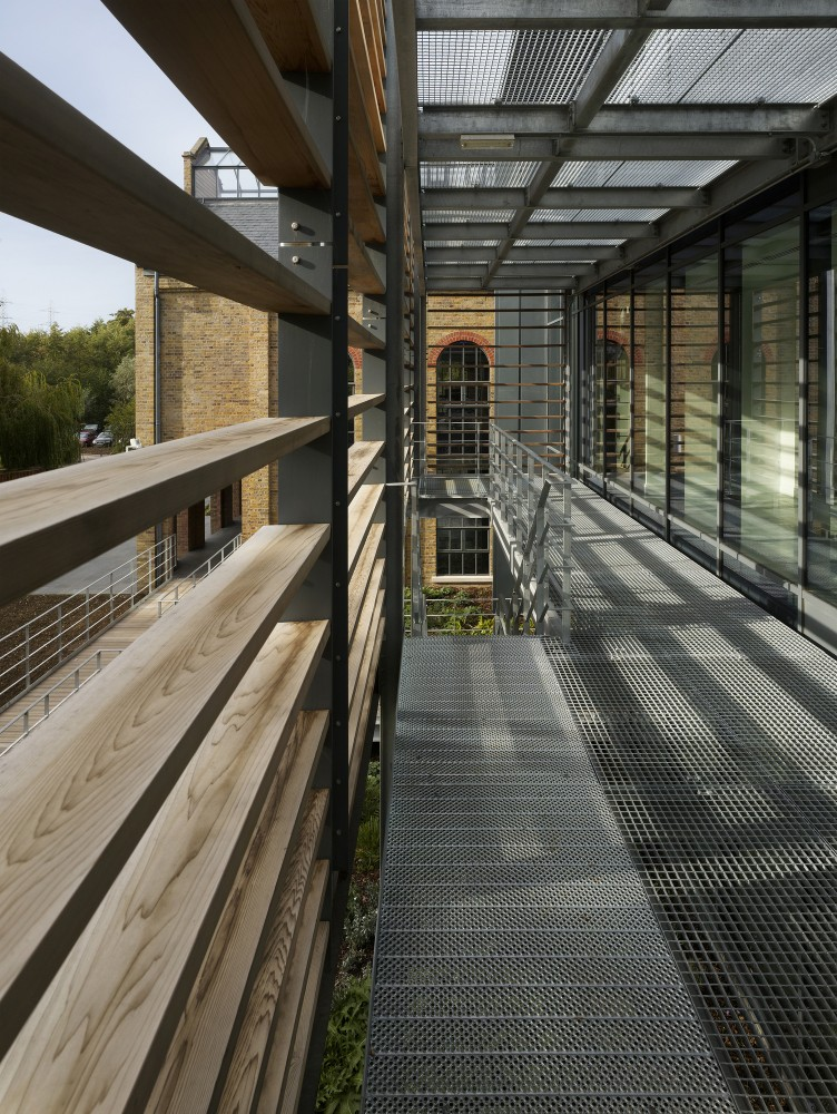 Gunpowder Mill / Pollard Thomas Edwards Architects