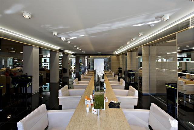 Architecture Photography Beauty Center Zsk Architects