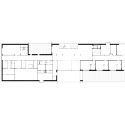 Beauty Center / ZSK Architects Second Floor Plan 01