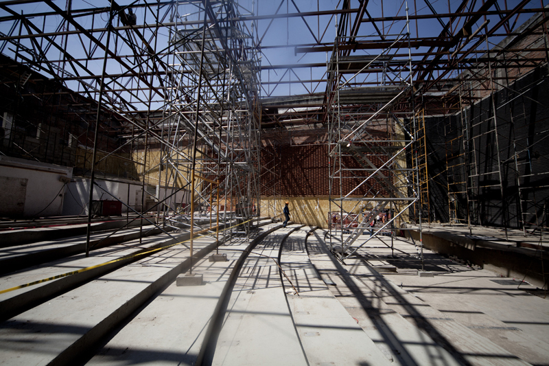 In Progress: XXI Century National Film Archive / Rojkind Arquitectos