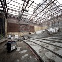 In Progress: XXI Century National Film Archive / Rojkind Arquitectos Courtesy of  Guido Torres, Rojkind Arquitectos