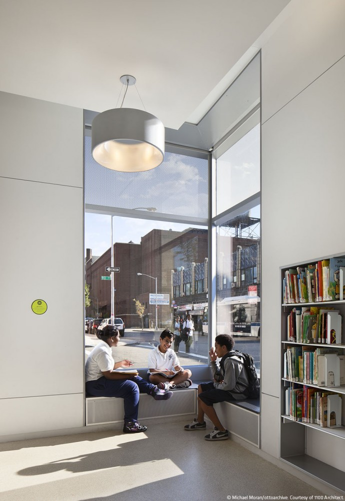 Childrens Library Discovery Center / 1100 Architect