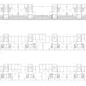 42 Social Housing in the New District of Barajas / B10+N Architects Type Floor Plan 01