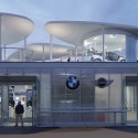 BMW Group Pavilion / Serie Architects © Edmund Sumner