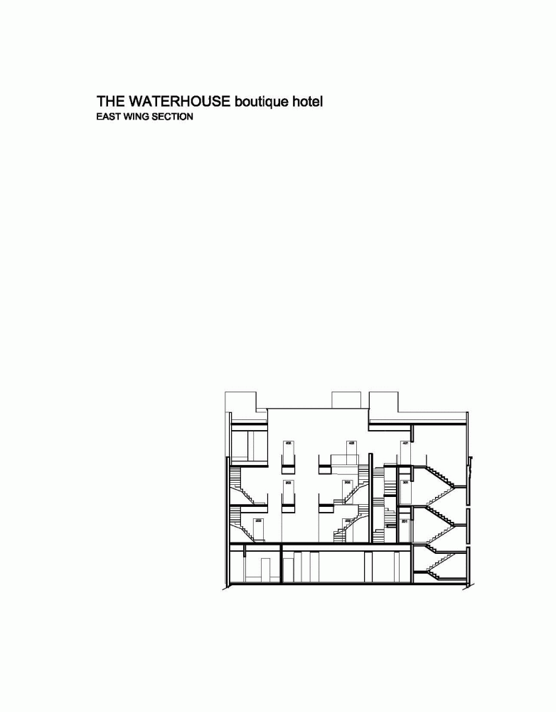 The Waterhouse at South Bund / Neri & Hu