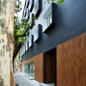 The Black Box / Neri & Hu © Derryck Menere
