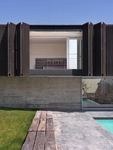 Casa O / 01Arq