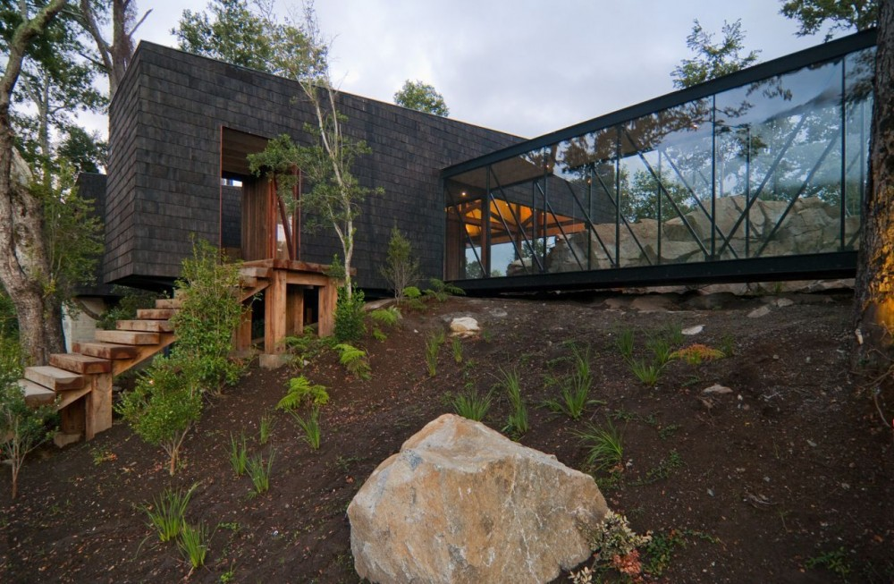 Ranco House / elton+lniz arquitectos asociados