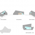 K House / D.I.G Architects Elevation 01