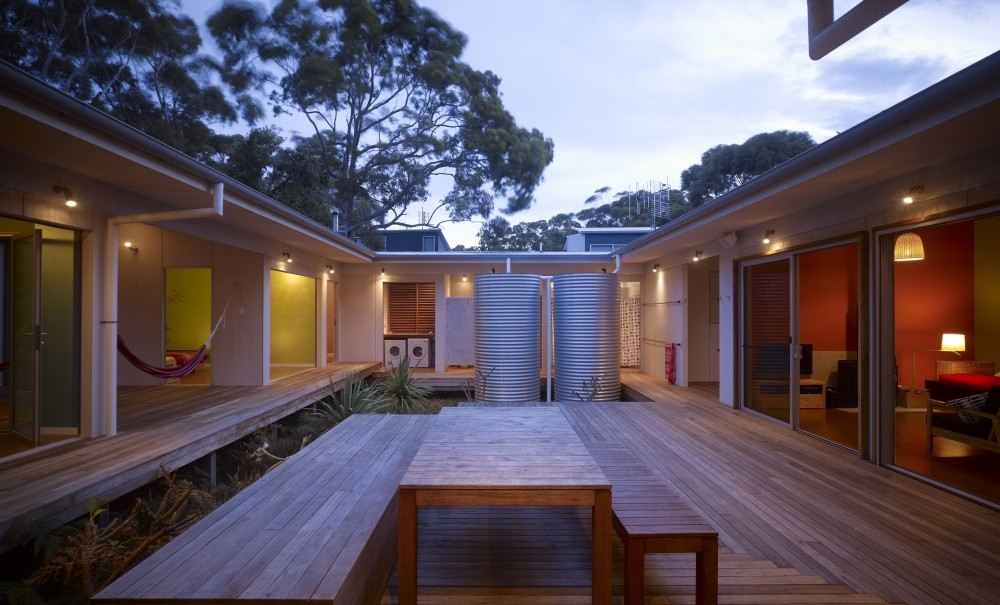 Seal Rocks House 4 / Bourne Blue Architecture