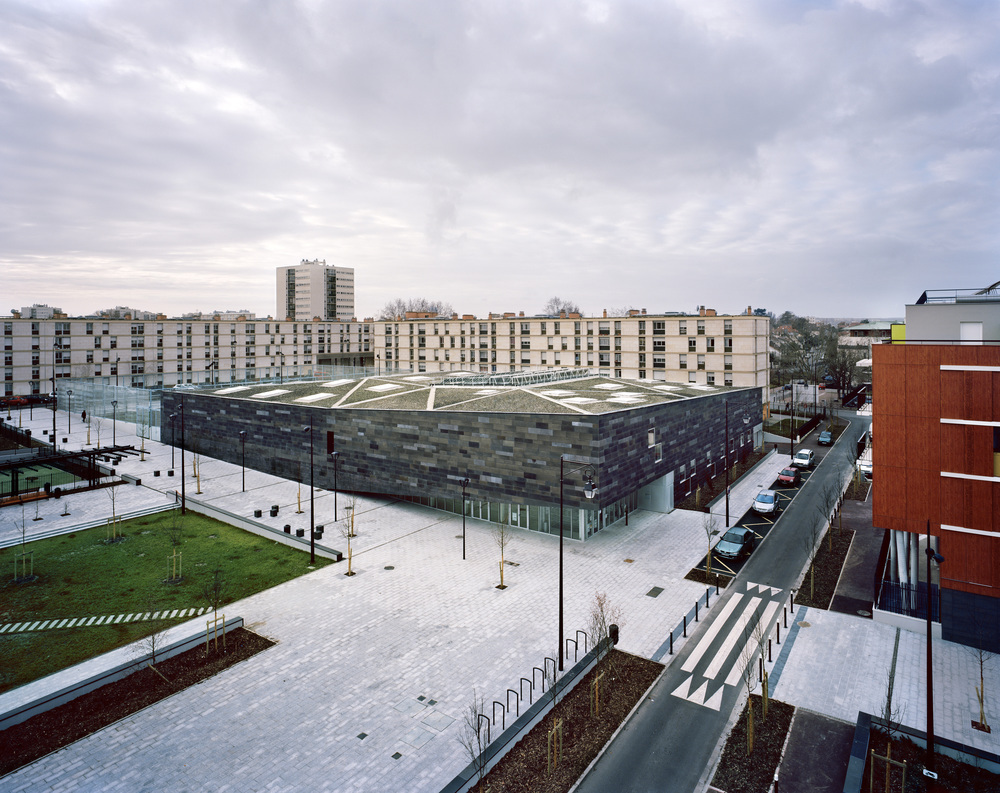 Multi-Sport Complex in Antony / Archi5