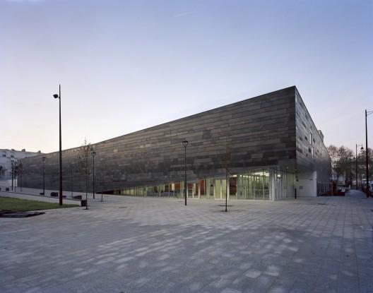 Multi Sport Complex In Antony Archi5 Archdaily