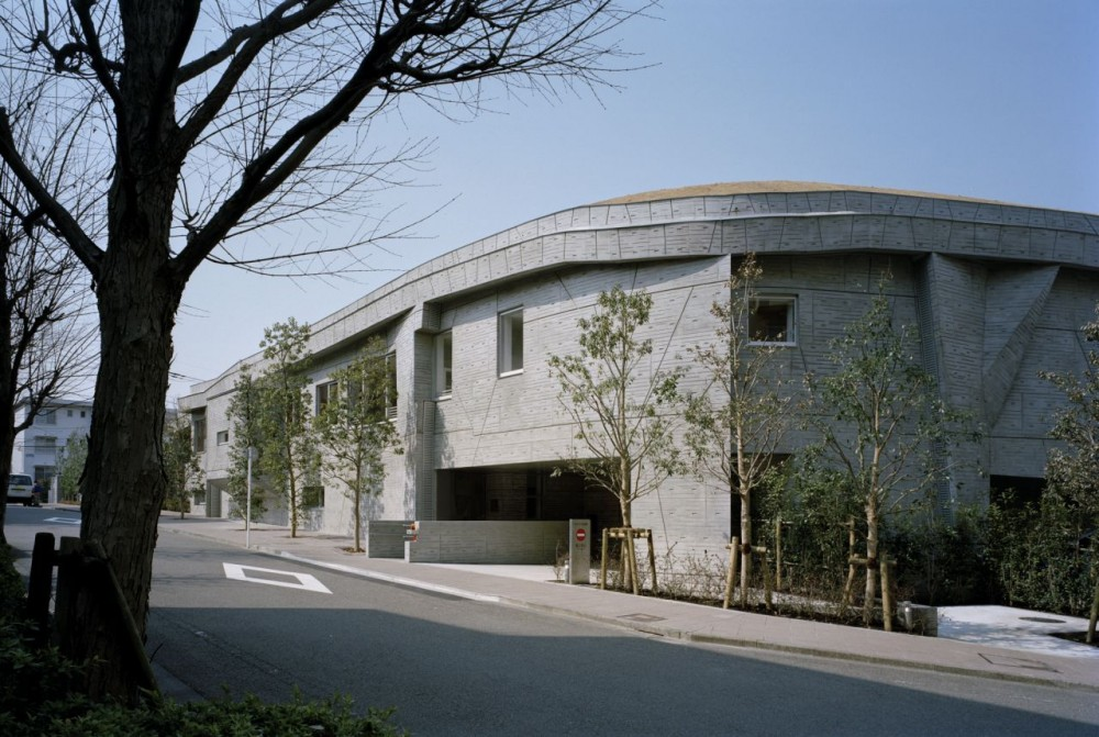 Karakida Community Center / Chiaki Arai Urban and Architecture Design