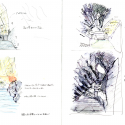 Ofunato Civic Center and Library / Chiaki Arai Urban and Architecture Design Sketch 03