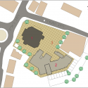 Orthodox School in Remle / Dan and Hila Israelevitz Architects Site Plan 02