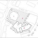 Orthodox School in Remle / Dan and Hila Israelevitz Architects Site Plan 01
