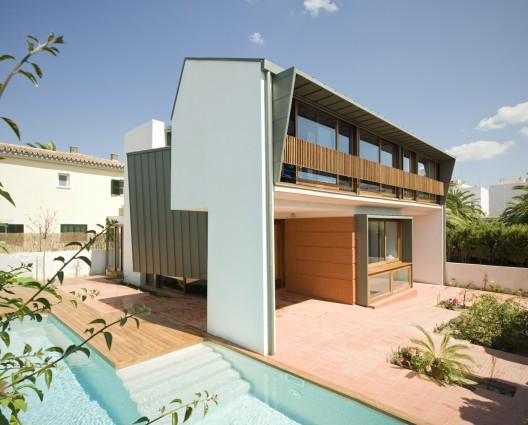 House for Kika and Xisco / Duch Pizá Architects © Jaime Sicilia
