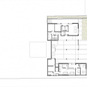 Ep Es Cremat / Duch Pizá Architects Second Floor Plan 01