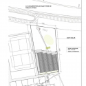 "Nursery ""Les Parellades"" / Pich‐Aguilera Architects Site Plan 01"