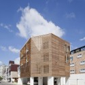 Louver Haus / Smart Architecture © Jung-sik