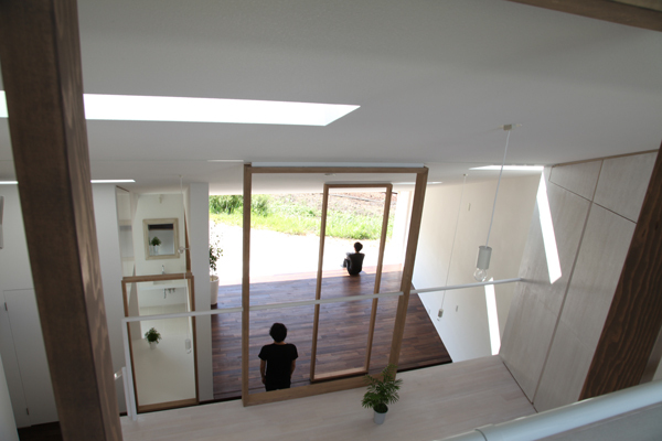 Unou House / Katsutoshi Sasaki + Associates