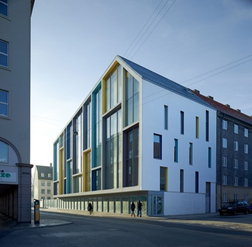 Soelvgade School / C.F. Møller Architects © Adam Mørk