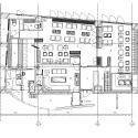 طراحی داخلی رستوران مینیمال/مدرن