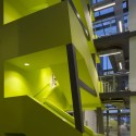 Green Incubator / Plus Three Architecture © Steve Mayes