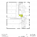 Green Incubator / Plus Three Architecture Plan 04