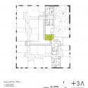 Green Incubator / Plus Three Architecture Plan 03