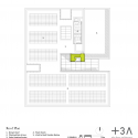 Green Incubator / Plus Three Architecture Plan 05