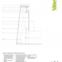 Green Incubator / Plus Three Architecture Detail 01