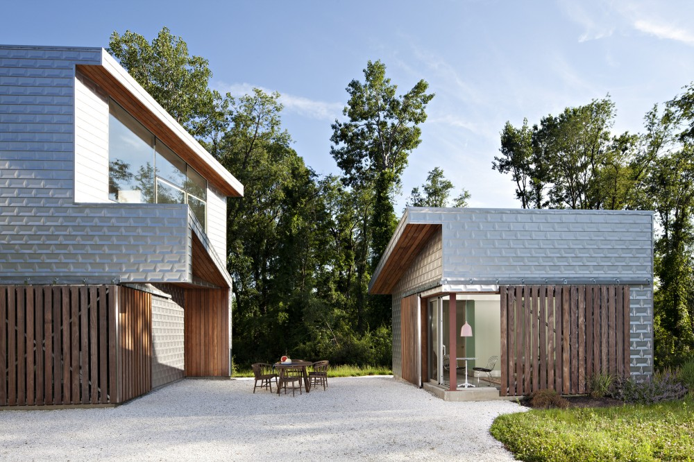 Dutchess House No. 1 / Grzywinski + Pons