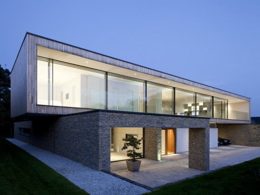 Hurst House / John Pardey Architects + Ström Architects © Andy Stagg