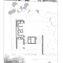 Hurst House / John Pardey Architects + Strm Architects Plan 02
