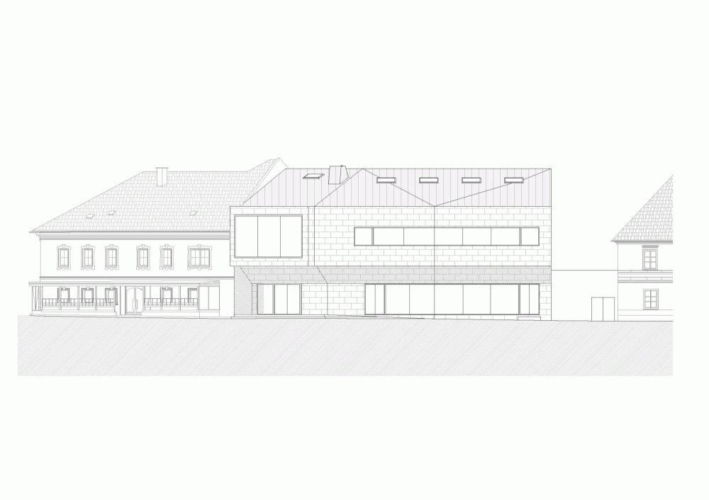 Community Centre Wallern / Schneider &#038; Lengauer