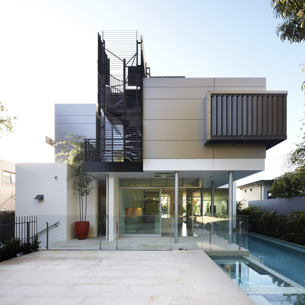 Wentworth Rd House / Edward Szewczyk Architects