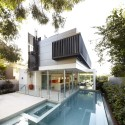 Wentworth Rd House / Edward Szewczyk Architects © Justin Alexander
