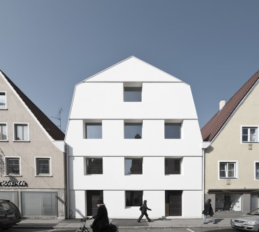 House KE12 / SoHo Architektur © Rainer Retzlaff
