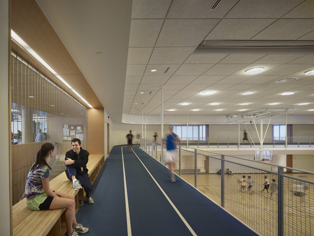 The Drexel University Daskalakis Athletic Center / Sasaki Associates