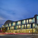 The Drexel University Daskalakis Athletic Center / Sasaki Associates © Halkin Photography