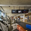 The Drexel University Daskalakis Athletic Center / Sasaki Associates  Halkin Photography