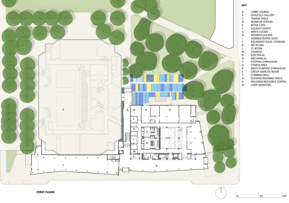 The drexel university daskalakis athletic center sasaki - Drexel planning design and construction ...