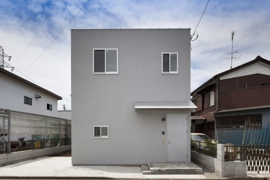 KDR House / I.R.A.  Nobuaki Nakagawa