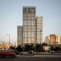 CMA-CGM Headquarters / Nabil Gholam Architects © Richard Saad