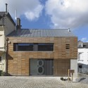 In The Middle Of The Village / STEINMETZDEMEYER Architectes Urbanistes © C. Weber