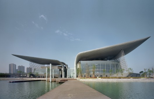 Wuxi Grand Theatre / PES-Architects © Jussi Tiainen