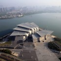 Wuxi Grand Theatre / PES-Architects © Pan Weijun